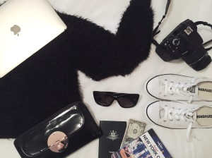 Flat Lay New York