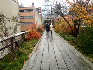 Highline New York Jorgia White